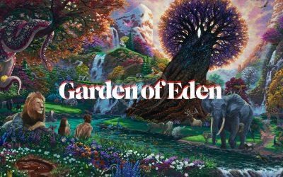 Back into the Garden